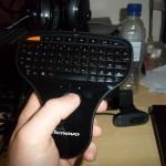 Lenovo multimedia keyboard